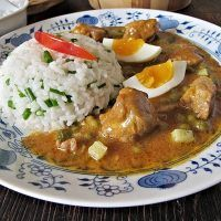 Thai Red Curry, Chicken, Meat, Ethnic Recipes, Crafts, Recipes, Manualidades, Handmade Crafts, Craft