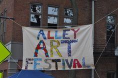 Alley ART Fair, Aurora