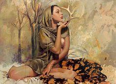 Έργα τέχνης από την Soey Milk. Ρομαντικές ιστορίες με σκοτεινά στοιχεία