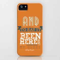 I'm gonna paint you by numbers and colour you in... iPhone & iPod Case by Holly Ent - $35.00