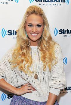 Love Carrie Underwood's hair!