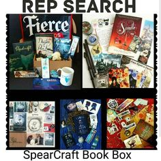 #subscriptionboxes We are having a REP search for our SpearCraft Book Boxes!!! . .  We are looking for amazing Bookstagrammers Booktubers or Book Bloggers to promote our Book Box. We don't have a preference to a particular photo style we only ask that the photo be clear creative and high quality. We will be looking at your pages how often you post quality of your photos videos and engagement with followers. . . Rules:  -be sure to follow @spearcraftbookbox on Instagram. -repost this photo…