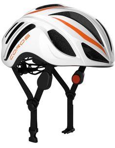 Coros smart helmet with built in speakers