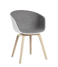 About a Chair AAC 22 Hvit/Hallingdal tekstil