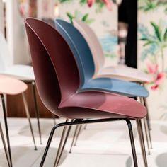 Beetle For Life, Gubi refresca su silla más representativa. - diariodesign.com