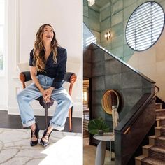 From Athena Calderone to Kelly Wearstler, these female interior designers have transformed the industry for the better. Nate Berkus, Kelly Wearstler, Plywood Furniture, Modern Furniture, Furniture Design, Fashion Poses, Fashion Outfits, New York High Line, Business Portrait
