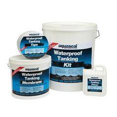 Everbuild Aquaseal Wet Room System Kit 4.5sq Metre EVBAQSKIT45: Amazon.co.uk: DIY & Tools