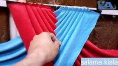 Diseno De Cortinas Para Salas Bird Curtains, Swag Curtains, Curtains And Draperies, Double Rod Curtains, Rideaux Design, Custom Valances, Diy Photo Backdrop, Smocking Tutorial, Drapery Designs