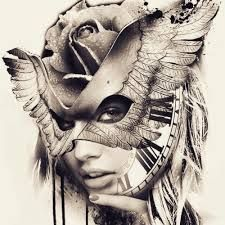 Image result for masquerade masks drawings