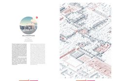 Design Portfolio Layout, Portfolio D'architecture, Mise En Page Portfolio, Portfolio Covers, Layout Design, Interior Design Presentation, Architecture Presentation Board, Architecture Board, Architecture Visualization