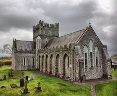 St. Brigid''s Cathedral  The Gaelic word for Kildare is Cill Dara, which means the Cell or Church of the Oak. St. Brigid built her Abbey in Kildare around 480AD, on a Hill beside a great oak tree.