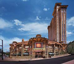 Ameristar Casino Resort Spa, Black Hawk, CO. Apparently the best in Black Hawk! It looks wonderful. :)