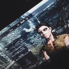 Imperials, the most #beautiful race in the #skyrim in my opinion. I named him (yeah, she/he is a transsexual/genderqueer like me) Luciana  :3  - #Imperial #skyrimaddict #gaming #gamer #gamers #videogames #xbox360 #gamergirl #gamergirls #atm #instagamers #instagames #saturday #videopelit #elderscrolls #theelderscrolls #gamestagram #fun