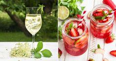 10 lyxiga drinkar med bara tre ingredienser