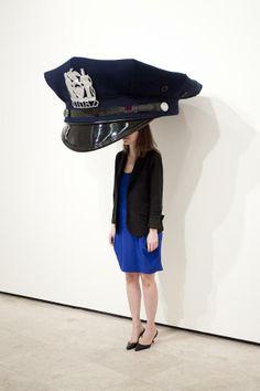 Erwin Wurm Surreal Sculptures 4