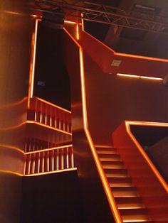 stairs...stairs...stairs
