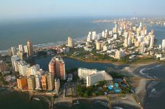 Accommodation and vacation in Cartagena Colombia.