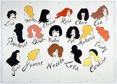 girls by donald urquhart