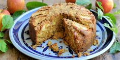 Karen Burns-Booth's apple cake recipe makes a wonderfully warming sweet treat, with the heady spicing mingling with chunks of sweet apple.