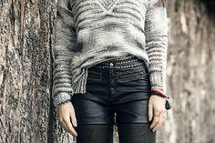*Sweater Mumbai *Musculosa Carmin *Short Tudi #FancyNomad #IndiaStyle #Colección #Lookbook #FW16