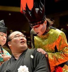 yamayoezokkuma:  なんJ PRIDE: デーモン閣下とかいうやたら相撲に詳しい悪魔:http://blog.livedoor.jp/rock1963roll/lite/archives/3925440.html