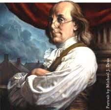 """""""Beer is living proof that God loves us and wants us to be happy.""""  --Benjamin Franklin"""