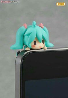 Miku: I'm watching you. Me: PLEASE, STOP!