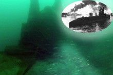 """The Soviet submarine will lift from a bottom of the Black Sea, as """"Kursk"""" Submarines, Black Sea, Creative Writing, Northern Lights, Ms, Colour, Adventure, Blue, Travel"""