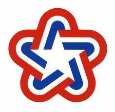 American Revolution Bicentennial _ Chermayeff & Geismar Associates, New York, New York, (1975)