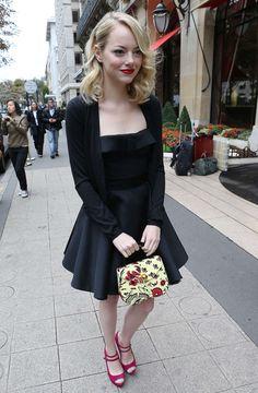 Emma Stone, you beauty, you.
