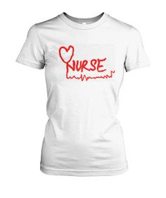 This tshirt design by painting....which paint for show nurse loveIf you like it…