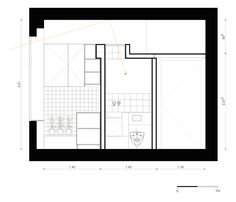Micro-apartment in Berlin / spamroom + johnpaulcoss