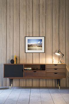 LJH sideboard by Kann, design Meghedi Simonian #fiftiessideboard #enfiladevintage #mobiliervintage #meublepalissandre