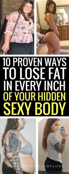 10 proven ways to lose weight fast and permanently.