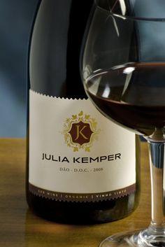 Julia Kemper Dão 2008 Tinto