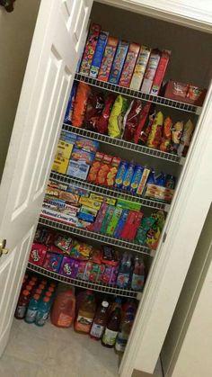 ~Snack Closet