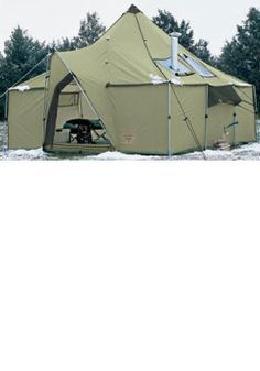 Cabelas Ultimate Alaknak x Tent - Tents - Ideas of Tents - Cabelas Canada Camping & Travel Tents & Tarps Wall Tents Cabela's Ultimate Alaknak Tent Family Camping, Tent Camping, Camping Gear, Outdoor Camping, Outdoor Gear, Camping Stuff, Sport Outdoor, Family Tent, Costco Camping