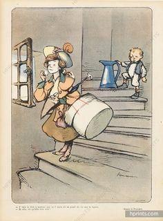 1904  Francisque Poulbot