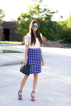 blue-gingham-pencil-skirt-topshop