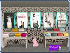 sims 4 chanel - Google Search