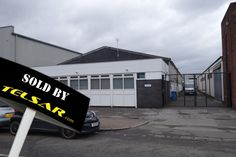 SOLD – 8,184 SQ FT – Warehouse with Secure Yard – Congratulations to Moss Timber  #DealDone #telsar #TelsarUpdate #MossTimber