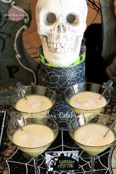 Kahlua Cryptini #halloween #cocktail