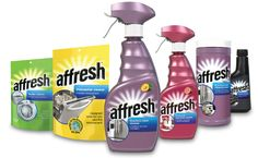Product Review & Giveaway: Affresh Cleaners Product Line