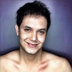 Pin for Later: See a Man Transform Into Katy Perry, Rihanna, and More With Makeup Paolo Ballesteros Source: Instagram user pochoy_29