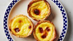 Portuguese Egg Tarts Recipe | Bon Appetit