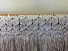 Robin Weaves Korowai: Mawhitiwhiti patterning