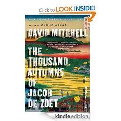 Amazon.com: The Thousand Autumns of Jacob de Zoet: A Novel eBook: David Mitchell: Kindle Store