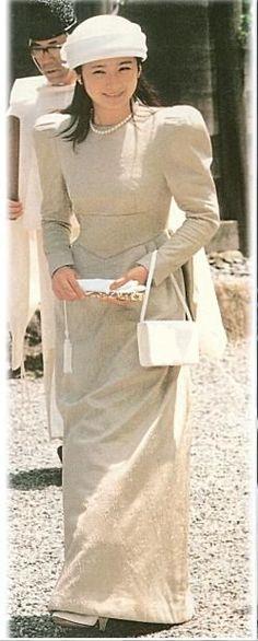 Japanese Princess Kiko.