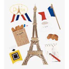 Jolee's Boutique® | Paris Stickers