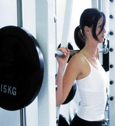 Weight lifting is not only for Men